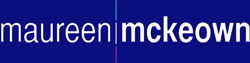 Maureen McKeown  Estate Agents Logo